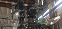 Hoge druk reactor
